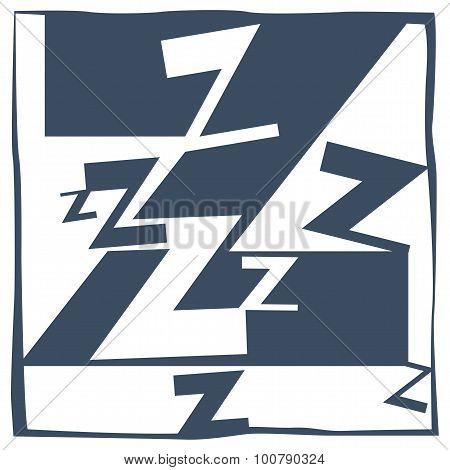 Initial Letter Z