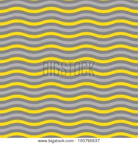 Seamless wave pattern background wallpaper