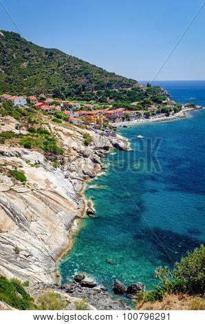 Pomonte Isola D'elba (italy)