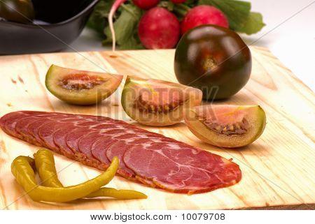 Cured Pork Loin