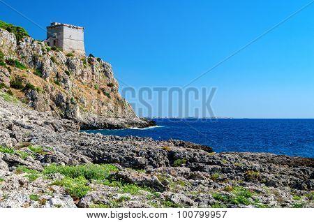 Porto Selvaggio Puglia (italy)