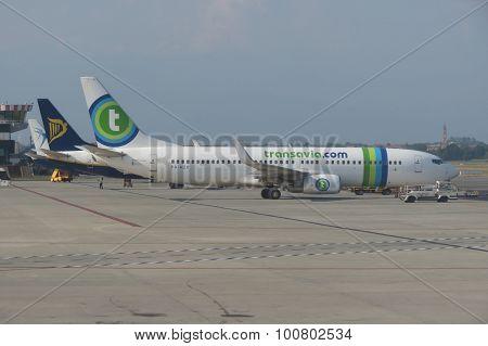 Transavia.com Aircraft
