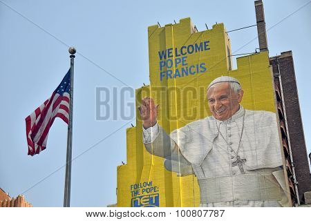 Pope Francis Visit To The USA 2015