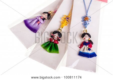 Dolls Keyring