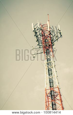 Mobile Phone Tower.