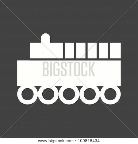Toy Train Icon