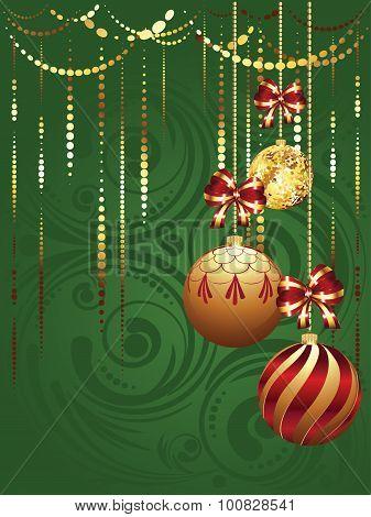 Decorative Xmas Balls