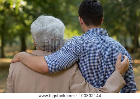 Relation Between Grandson And Grandfather