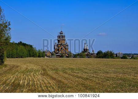Hermitage All Saints, Svyatogorsk