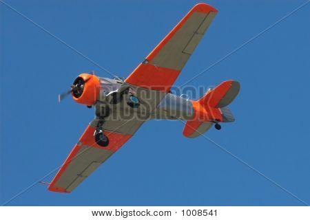 Harvard Plane