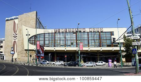Timisoara Train Station