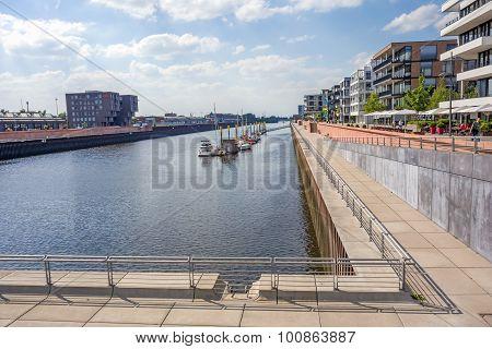 Marina Europahafen Bremen