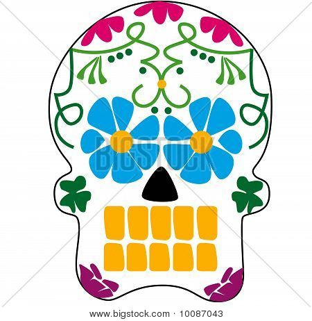 skull-dayofdead
