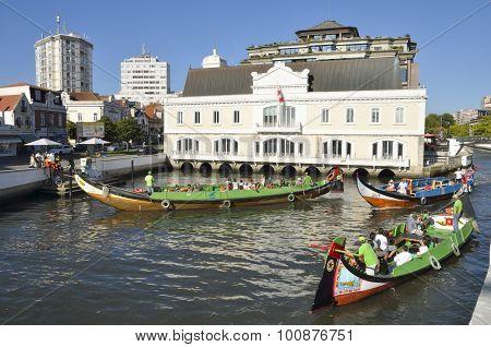 Traditional Boats Aveiro