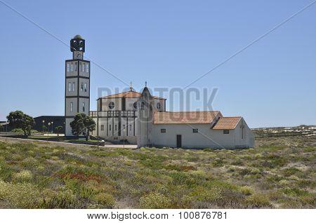 Church In The Beach