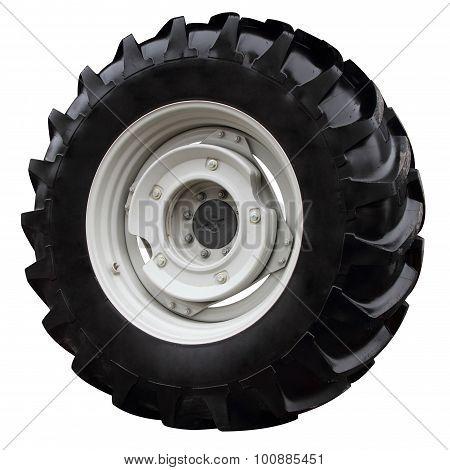 Modern Tractor Wheel