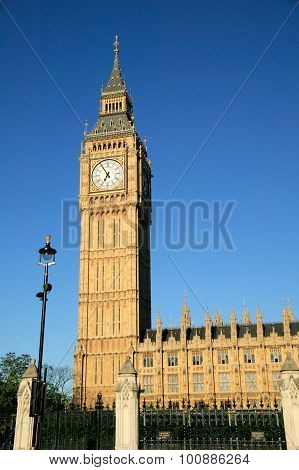 Big Ben and the Houses Of Parliament