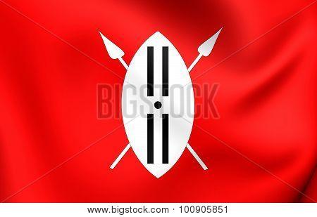Maasai Ethnic Flag