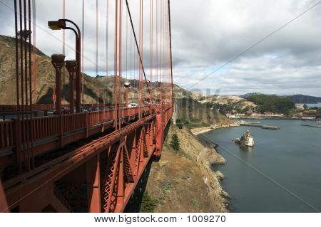Details Of Golden Gate Bridge