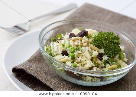 Peas Couscous