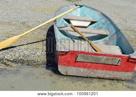 Boat at the shore