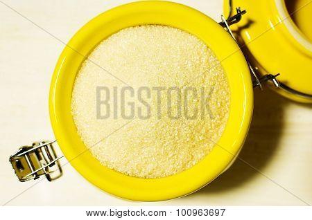 Cane Sugar, Saccharose
