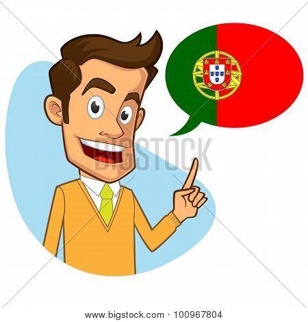 Portuguese teacher