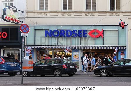Nordsee Food Chain