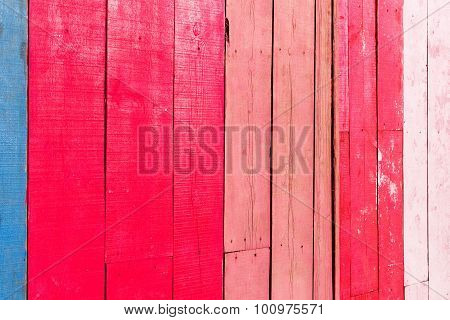 Wood Material Background, Vintage