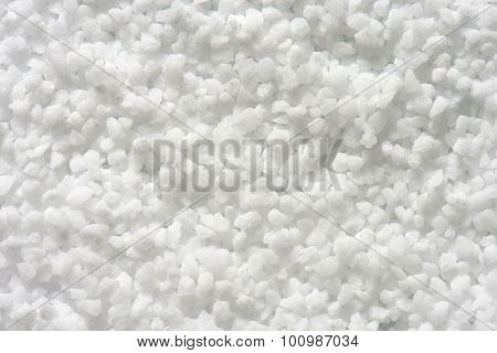 Background of coarse grained salt