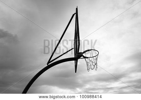 Basketball Vintage
