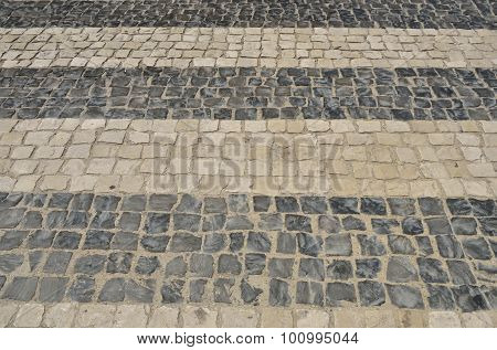 Cobble Crosswalk