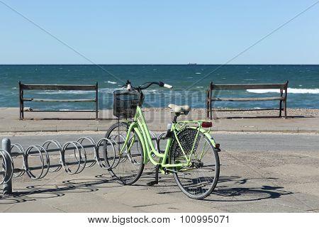 Seaside in Skagen, Denmark