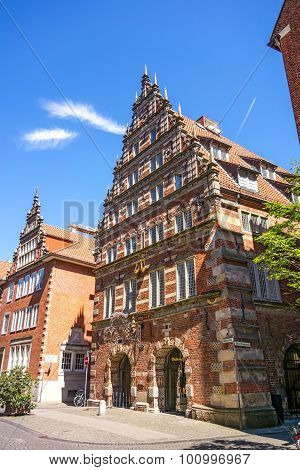 Weighing House / Stadtwaage Bremen