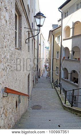 Salzburg's OldTown