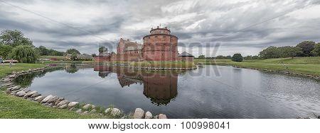 Landskrona Citadel Panorama