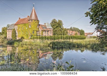 Ortofta Slott And Farm