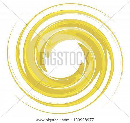 Lemon Juice Swirl