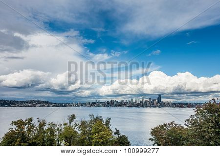 Clouds Over Emerald City 5