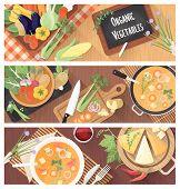 Постер, плакат: Healthy food