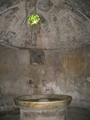 Bathing Place In Pompei