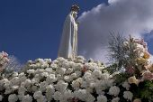 picture of fatima  - Our lady of Fatima and Sanctuary Fatima  - JPG