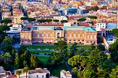 Постер, плакат: Pinacoteca Vaticana Part Of The Vatican Museums Inside Vatican City Surrounded By Vatican Gardens