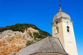 foto of ore lead  - Church of Saint Anne  - JPG