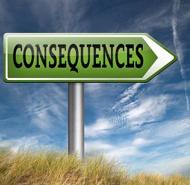 image of take responsibility  - consequences facing facts and accept consequence of acts take and face responsibilities - JPG