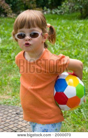 Little Fußballspieler