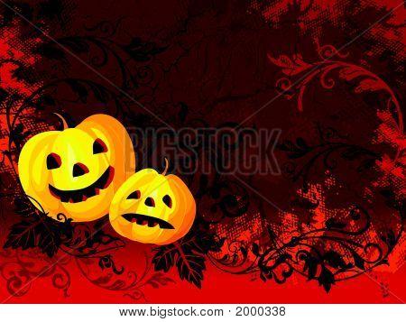 Halloween brennen