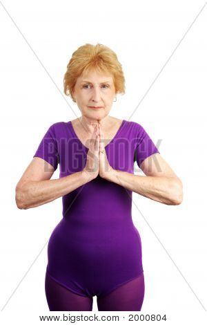 Senior Yoga - ruhige