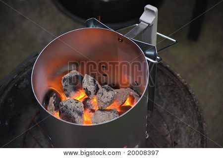 Barbecue Starter