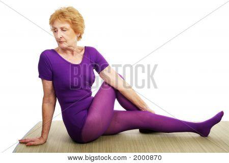 Senior Yoga - Spinal Twist